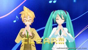 Project Diva Clear LenXMiku