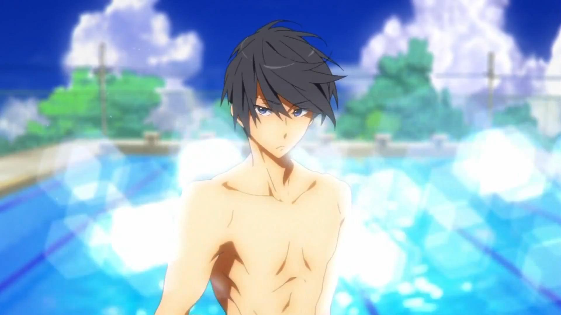 Kyoani Teases Fangirls Swimming Anime Adumbrate Resilient Love